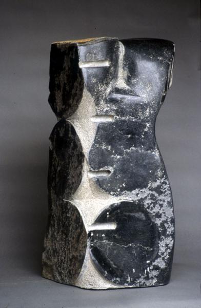 Black Torso, by Roger Loos - 2004